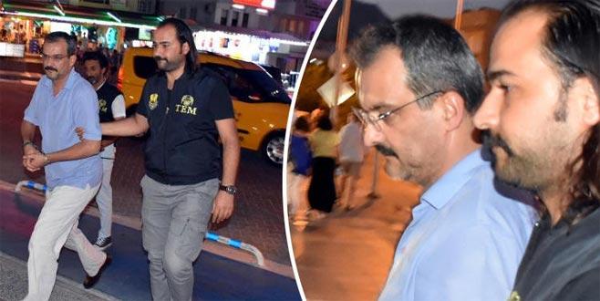 Yunanistan'a kaçıyordu... '2 bavul' detayı yakalattı