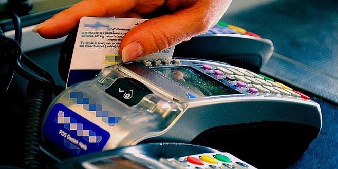 Kredi kartına dikkat