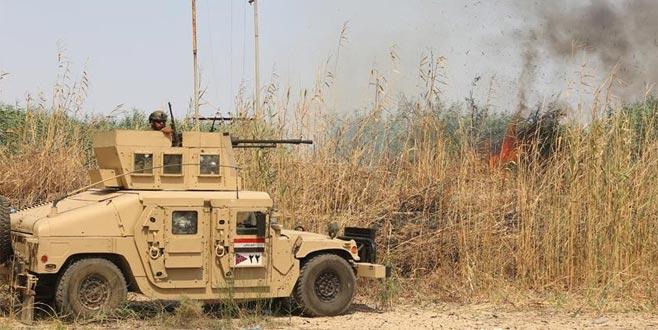 Irak'ta DEAŞ'a karşı sahra operasyonu