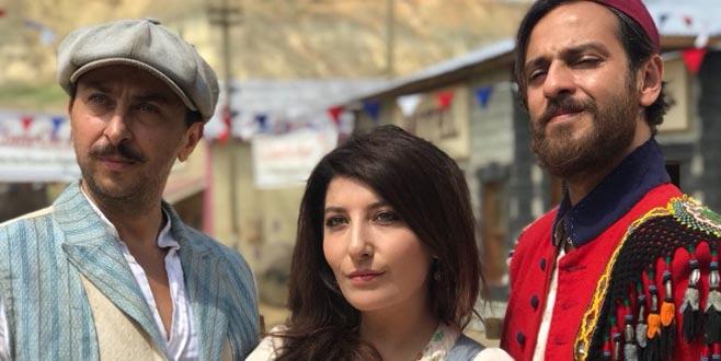 Ünlü oyunculardan Turkish Dondurma