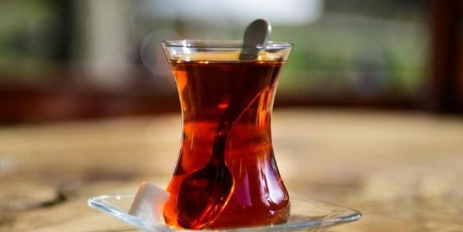 Türk çayına Almanya ilgisi