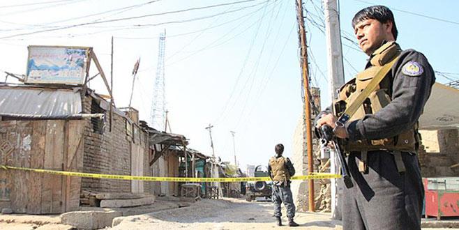 Afganistan'da patlama 7 ölü