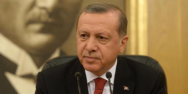 Erdoğan ABD'ye hareketi öncesi konuştu