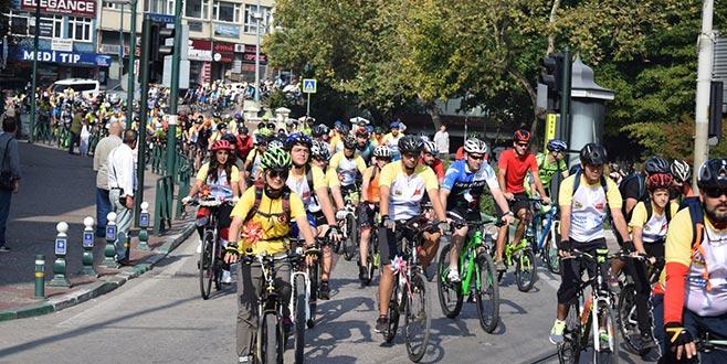 Tophane'den Mudanya'ya bisiklet turu