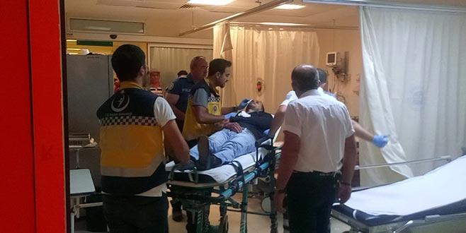 Bursa'da aile içi kavga: 3 yaralı