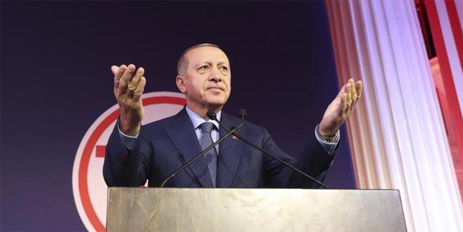 Erdoğan: Suriye'nin içindeki güvenli bölgeleri artırmaya devam edeceğiz