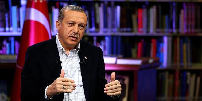 Erdoğan Rus basınına konuştu: Türkiye izin vermeyecek