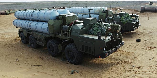 Suriye'ye S-300 sevki, Türkiye için tehdit değil'