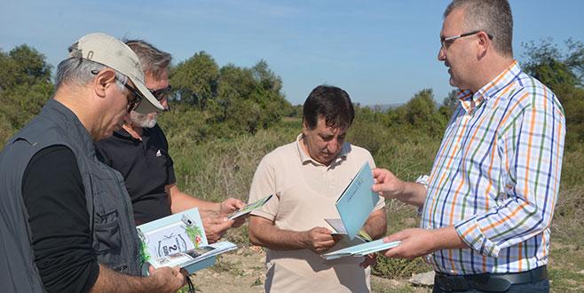 Özkan Karacabey'deki projeleri anlattı