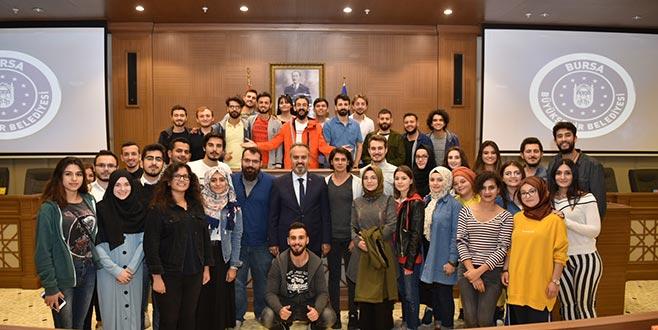 Aktaş'tan girişimci gençlere yol haritası