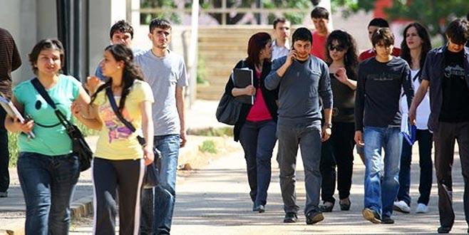 Üniversite çok ama yurt yok