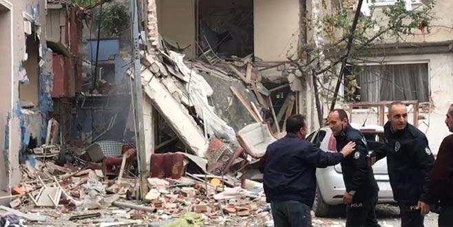 Bursa'daki patlamadan ilk fotoğraflar...
