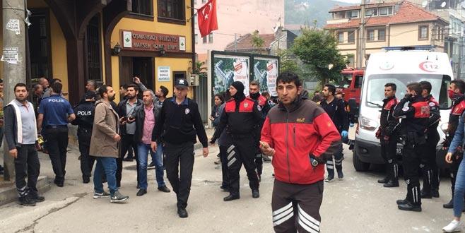 Bursa'da patlamada yaralananların isimleri belli oldu