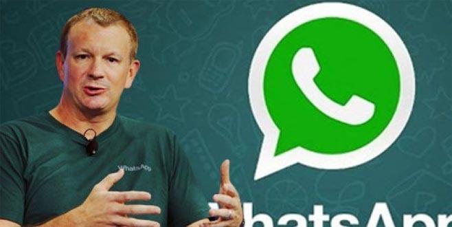 WhatsApp'ın kurucusundan itiraf: Pişmanım