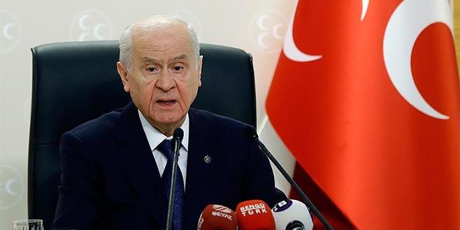 Bahçeli: Cumhur İttifakı Türkiye'ye tuzak kuranları şaşkına çevirecektir