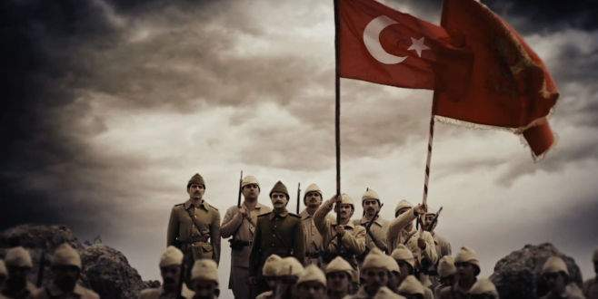 Çanakkale Savaşları'nın 100'üncü yılı