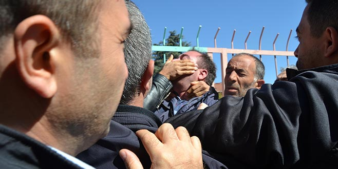 Kılıçdaroğlu'na şehit evi ziyaretinde protesto