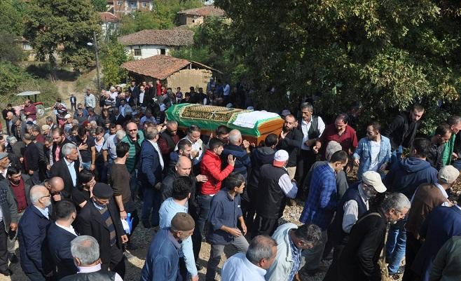 Bursa'da düğün magandası kurbanı toprağa verildi