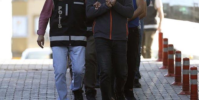 Bursa'da uyuşturucu satıcılarına 'şafak' baskını