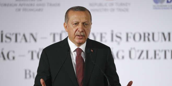 Erdoğan'dan Macaristan'da önemli açıklamalar