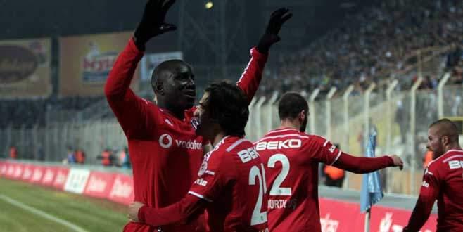 Kartal Adana'da güldü: 4-1