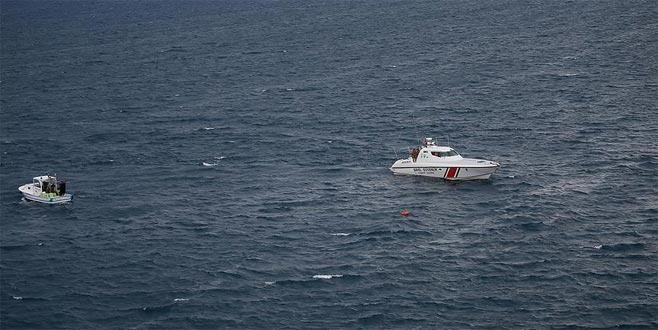 Sahil Güvenlik'ten Ege'de göçmen kurtarma operasyonu