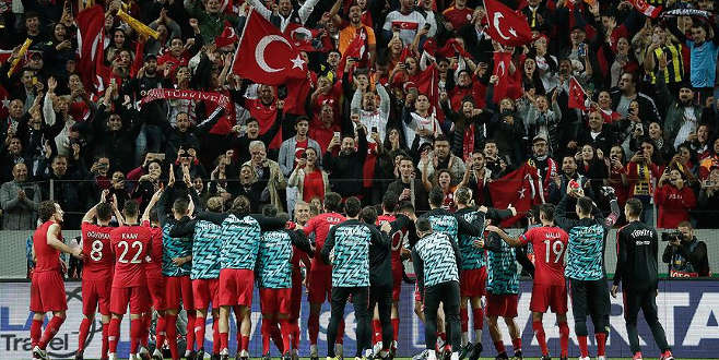 Haydi Türkiye! Yolun açık olsun