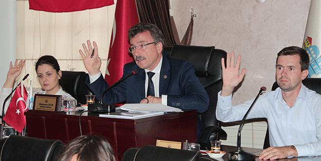 Yenişehir'in 2019 bütçesi 50 milyon TL