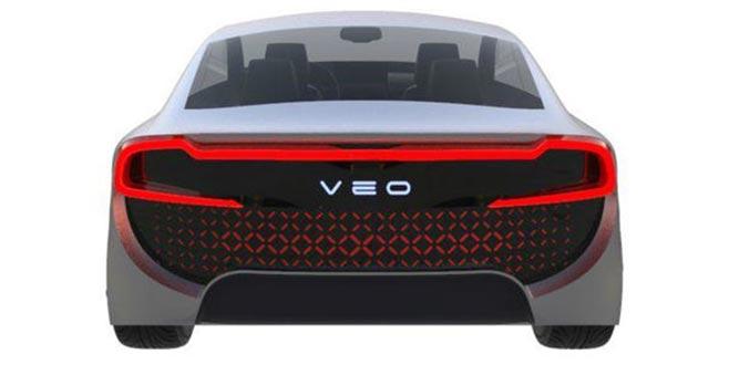 Adı VEO olacak! Yerli otomobilin ilk görselleri ortaya çıktı...