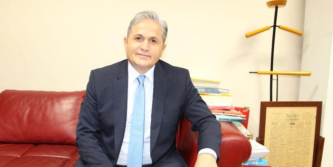 'Güçlü Baro güçlü avukat'