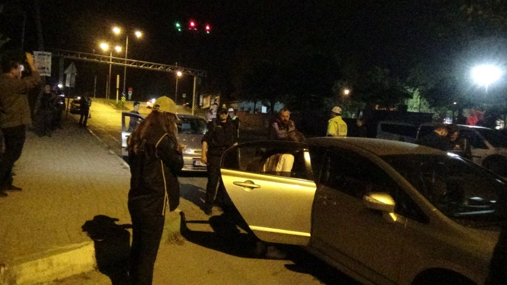 Bursa sokaklarında 'Çökertme 1' operasyonu
