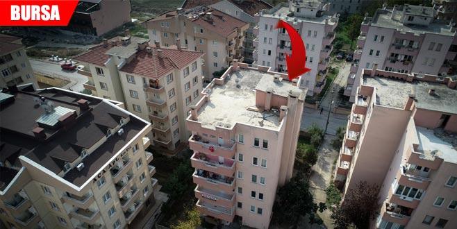 Dün gece büyük panik yaşanmıştı... İki bina daha boşaltıldı