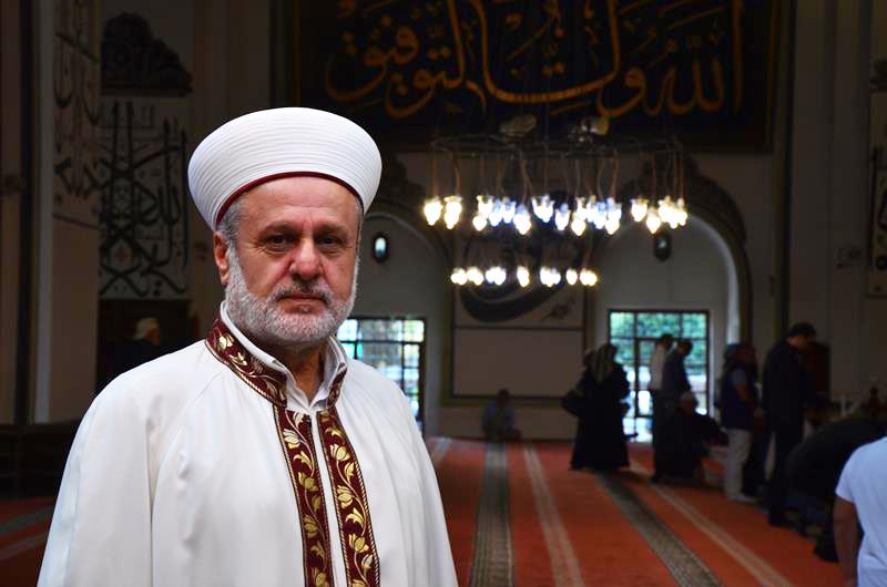 Ulucami'nin 20 yıllık imamı Tahsin Karanfil anlatıyor: Ben bir garip imamım (2.Bölüm)