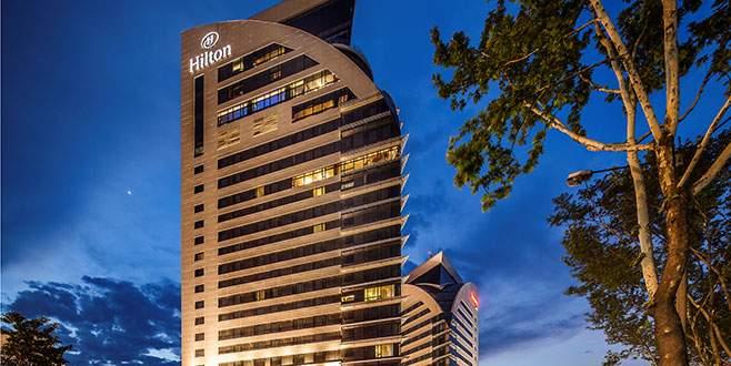Quality Management Ödülü yine Hilton Bursa'nın