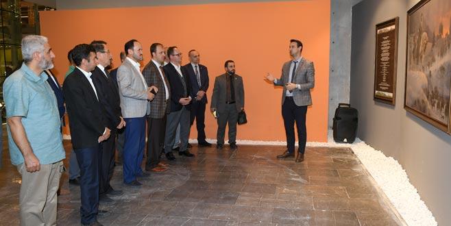 Saadet Partisi'nden Fetih Müzesi'ne ziyaret