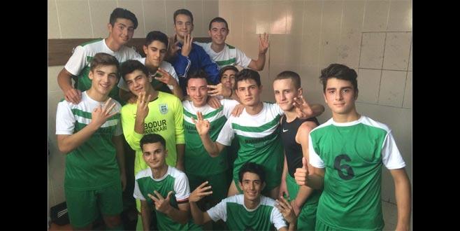 İznikspor 3'lük attı: 3-1
