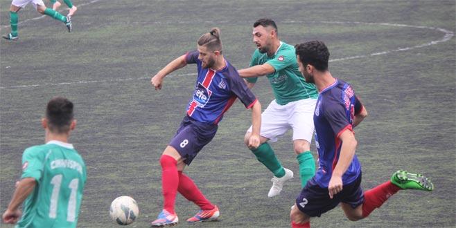 Cihanspor tek attı üç aldı 1-0