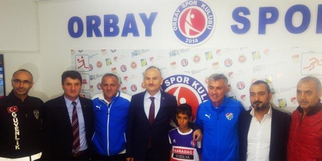 Eray Duman Bursaspor'da