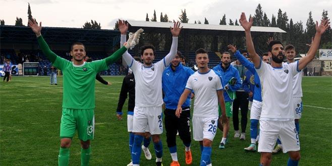 Yürü be Karaca! 2-1