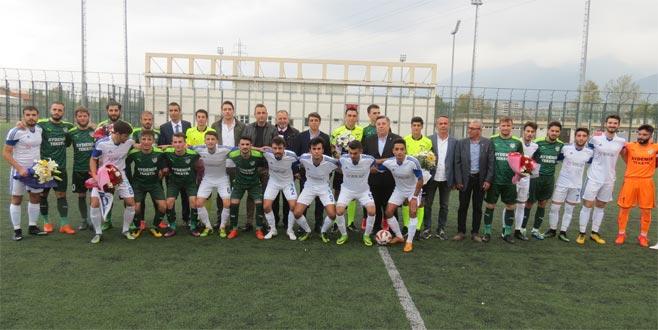 Arda'nın maçını Elmasbahçe kazandı 3-1