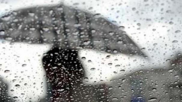 Meteoroloji'den 6 il için sağanak ve kar uyarısı