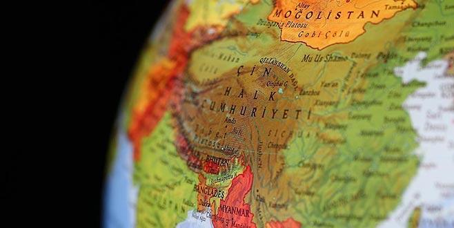 Çin'de yangın: 5 ölü
