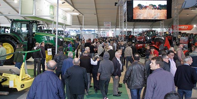 Bursa Tarım Fuarı'na 261 bin ziyaretçi