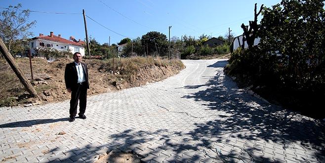 Yenişehir'in köylerinde altyapıya köklü çözüm