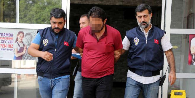 Sahte MİT'çi tutuklandı