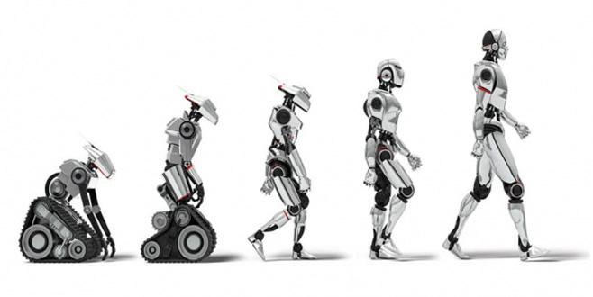 'Robot devrimine az kaldı; çocuk da bakacak, sevgili de olacak'
