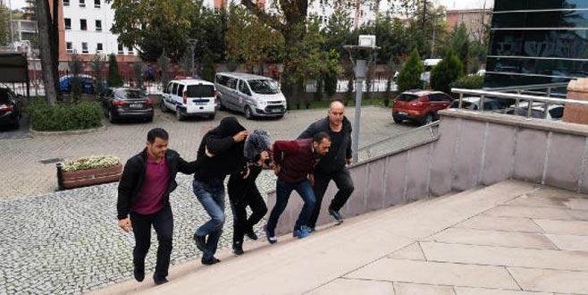 İnegöl'de bir haftada 28 akü hırsızlığına 3 tutuklama