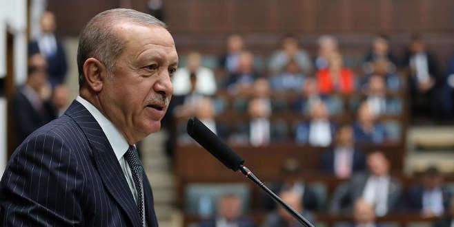 Erdoğan'dan Brunson açıklaması