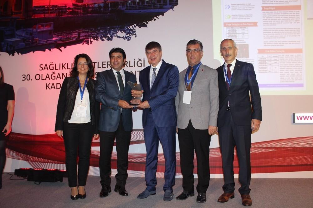 Sağlıklı Kentler'den Bursa'ya 2 ödül