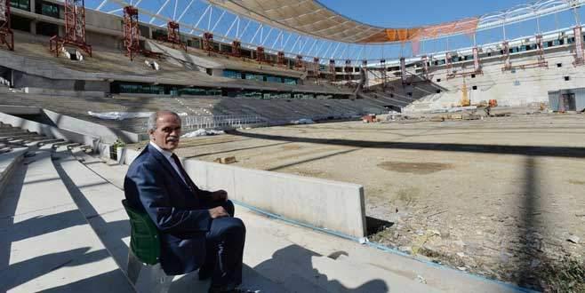 Timsah Arena'ya Barcelona'lı açılış